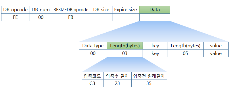 rdb version 7 data format