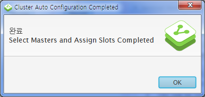Cluster Assign Slots 3: Completed